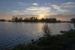 3. Sunset over Park Lake, near Lethbridge, AB